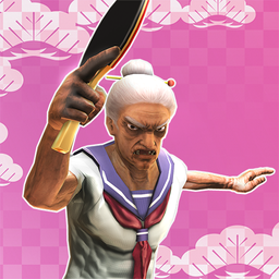 婆婆学园乒乓球部