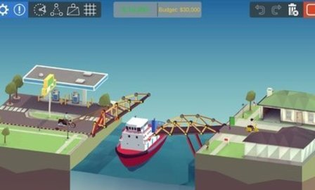 坏掉的桥游戏图2