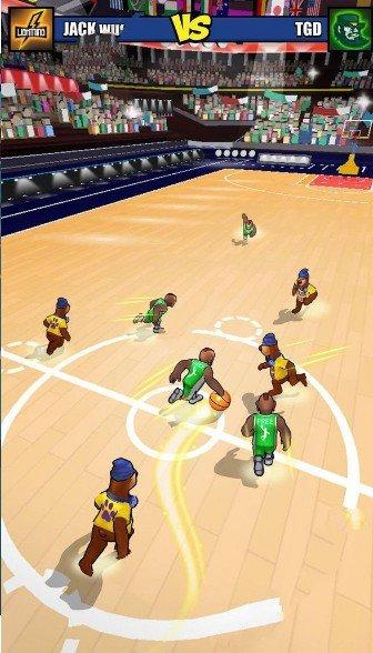 撞击篮球破解版图3