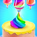 冰蛋糕冷甜面包店