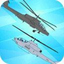 直升机战斗