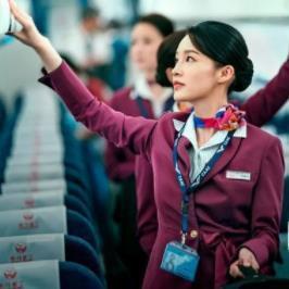 中国机长李沁壁纸