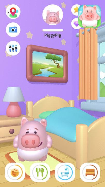新生宝宝照顾小猪图3