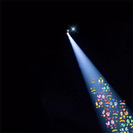 微信黑暗中的一束光背景图片