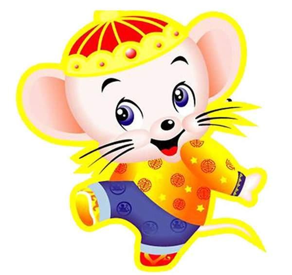 2020鼠年卡通头像图片图片