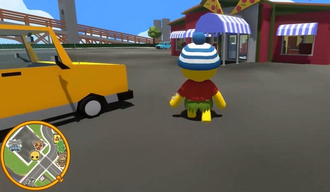 打工模拟器小黄人版图1