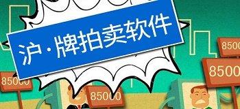 上海牌照拍卖软件