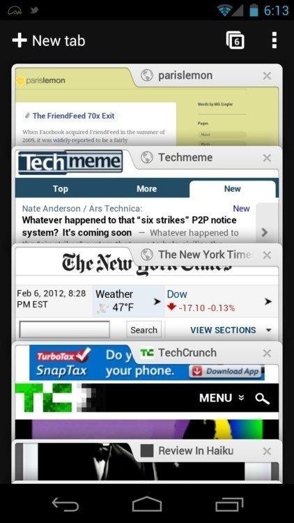 谷歌浏览器手机版图3