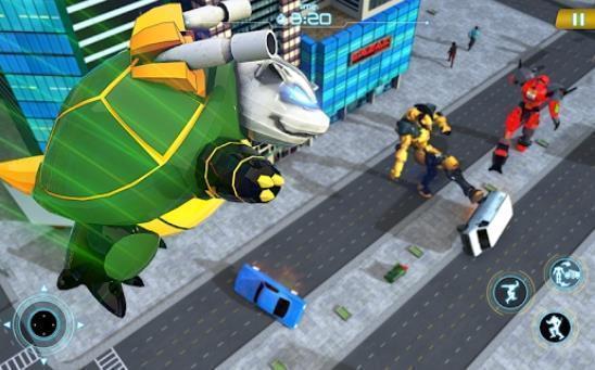 乌龟变形机器人图2