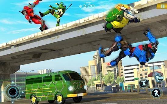 乌龟变形机器人图3