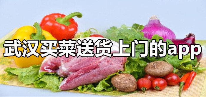 武汉买菜送货上门的app