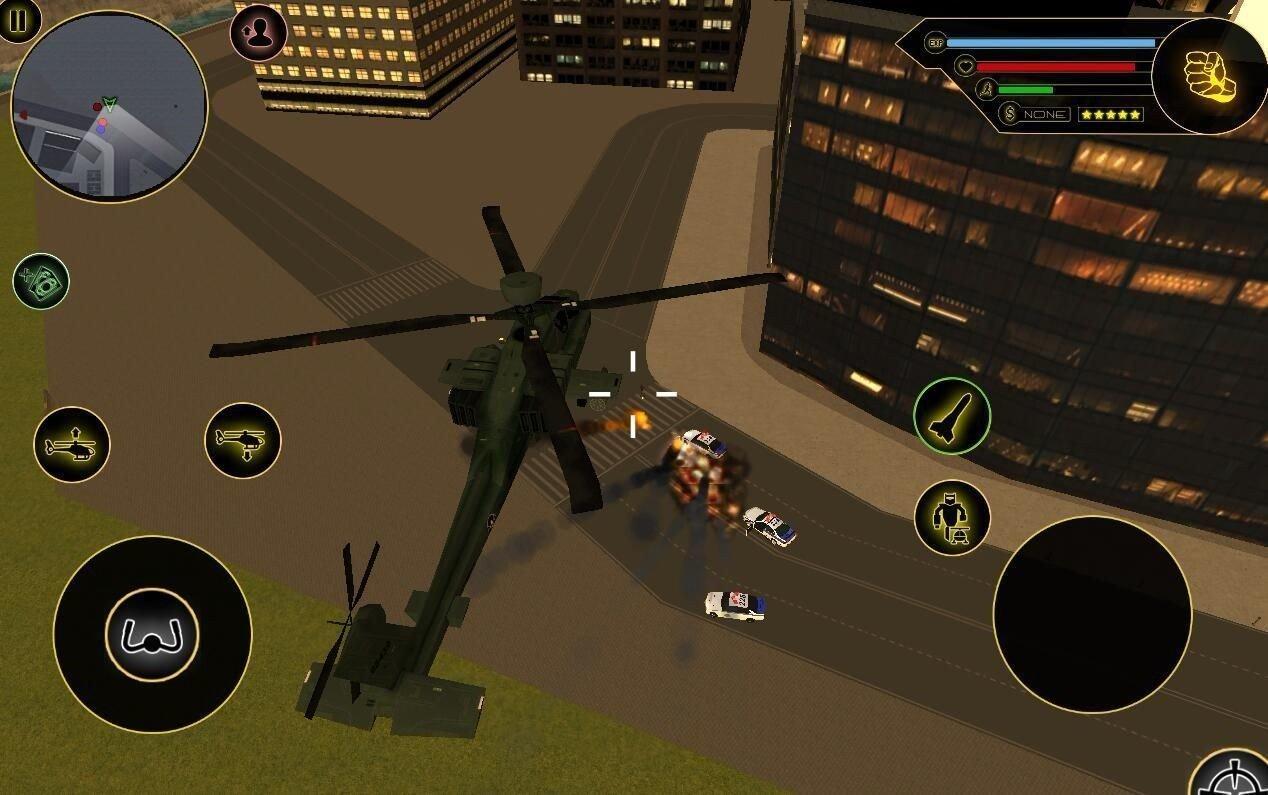 武装直升机机器人图3