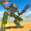 战争中的机器人