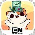 小偷猫卡通世界