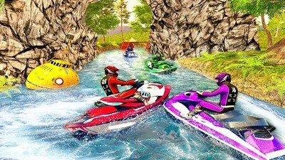 水上摩托艇竞赛3D图2