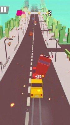 热血赛车3D图1