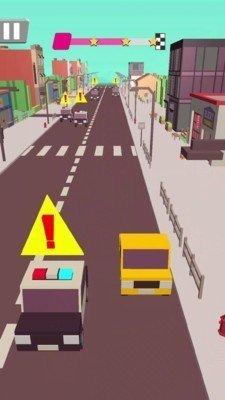 热血赛车3D图3