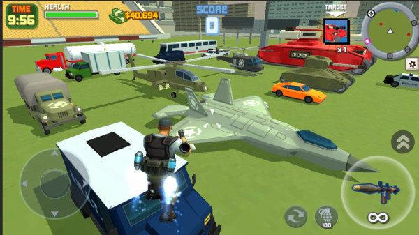 城市战地模拟器图1