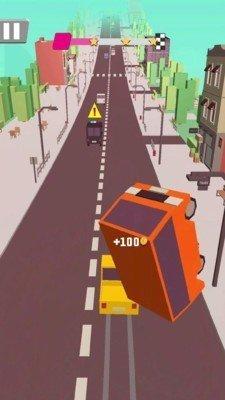 热血赛车3D图2