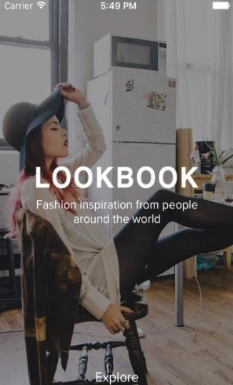 LookBook图1