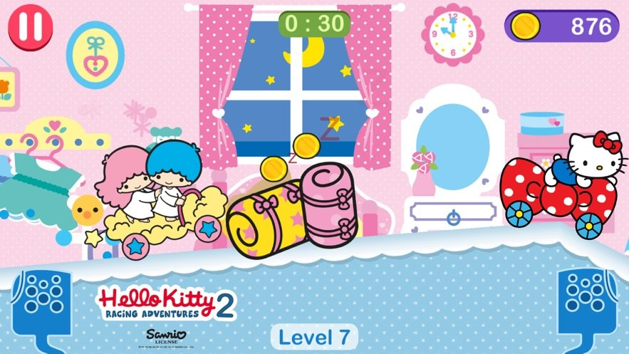 Hello Kitty Racing Adventures 2图1