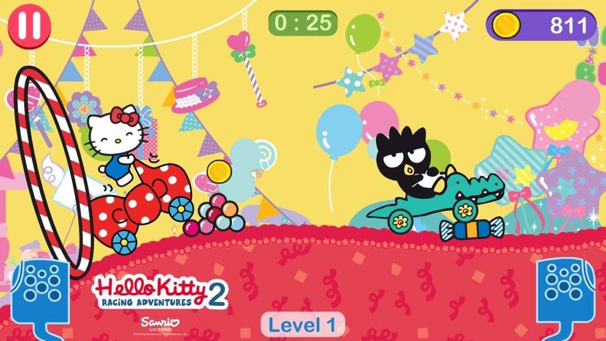 Hello Kitty Racing Adventures 2图3