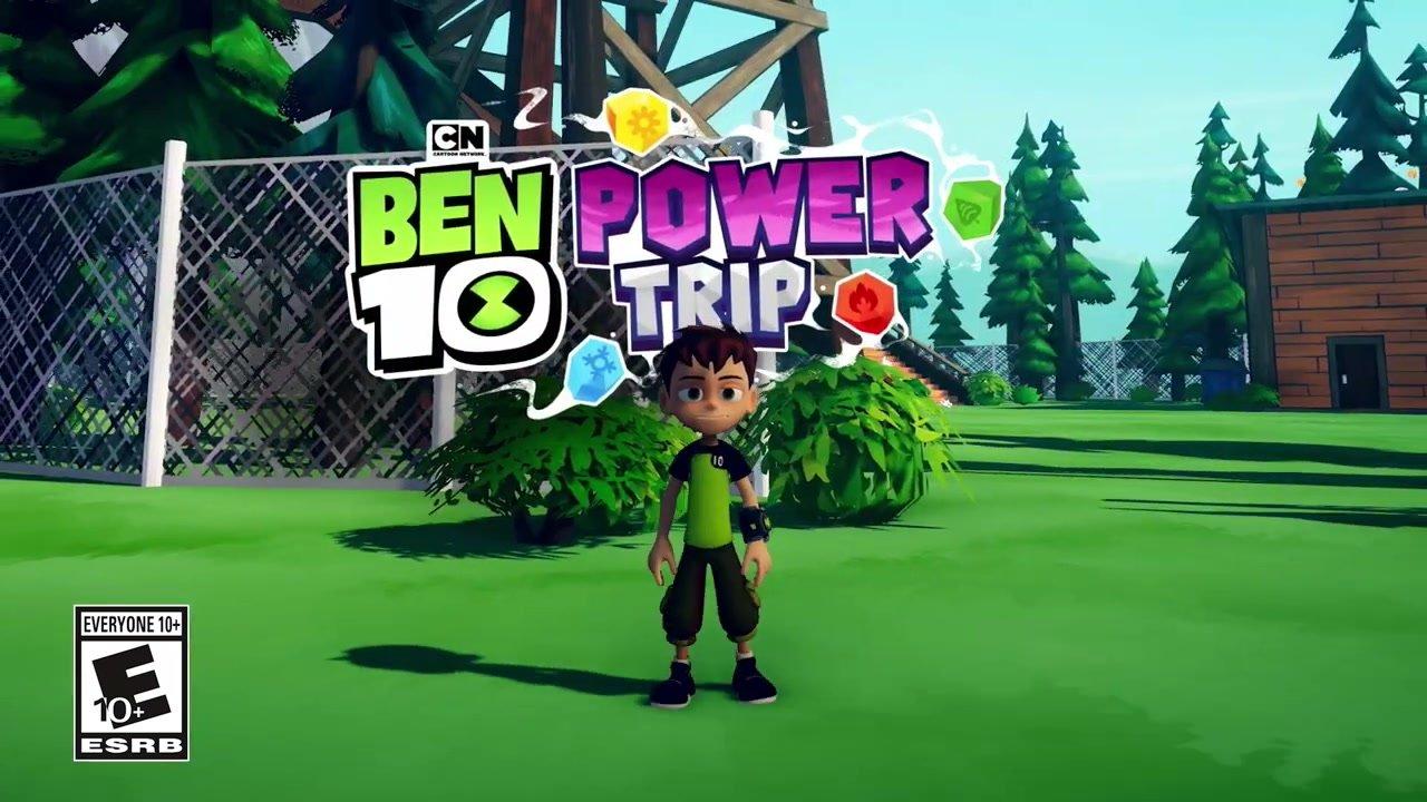Ben 10Power Trip图1