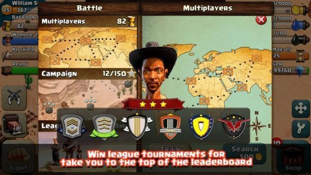 狂野的西部游戏图2