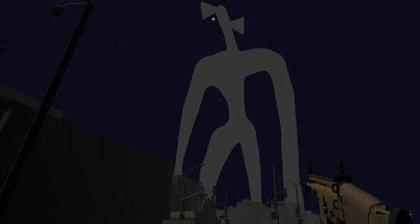 警笛头怪物图1