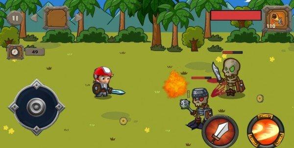 巡逻队拯救骑士冒险图2