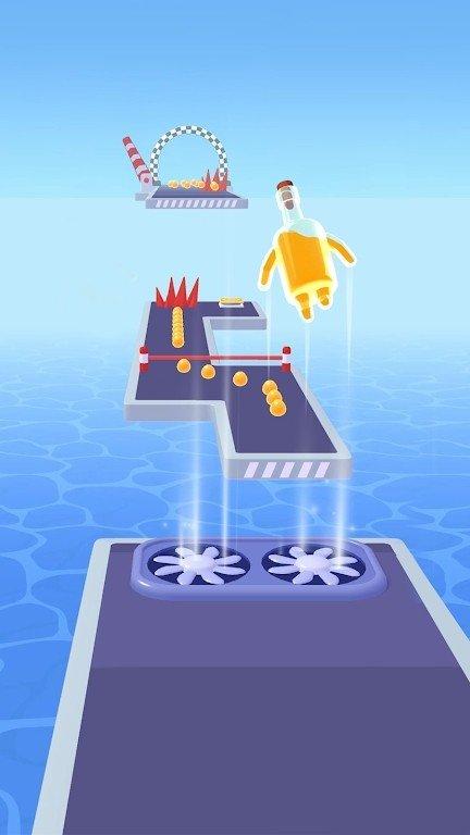 水滴捕捉器3D图3