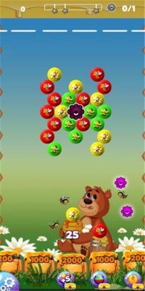 蜂蜜泡泡农场红包版图1
