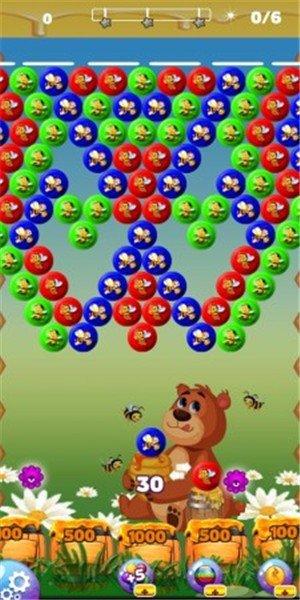蜂蜜泡泡农场红包版图3