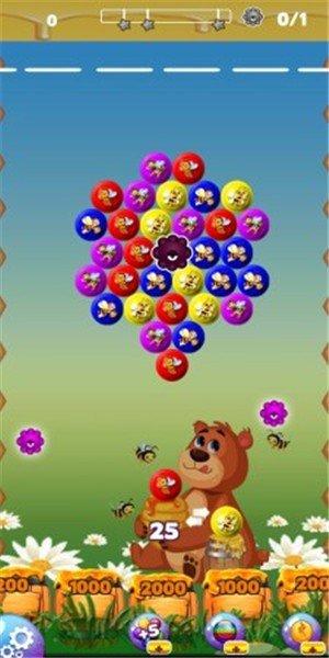 蜂蜜泡泡农场红包版图2