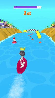 水上冲浪竞赛图2