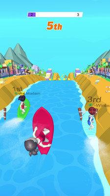 水上冲浪竞赛图3