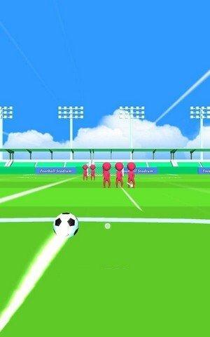 飞奔的足球图2