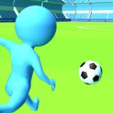 飞奔的足球