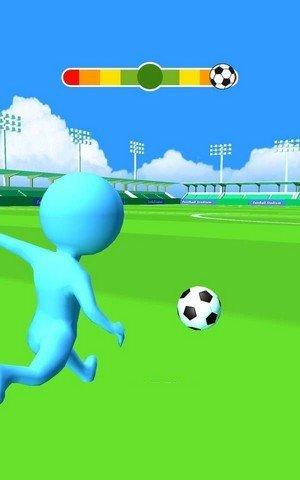 飞奔的足球图1