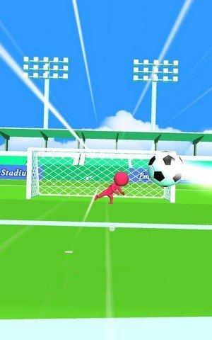 飞奔的足球图3