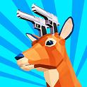 普通的鹿模擬器