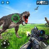 野生恐龍狩獵射擊