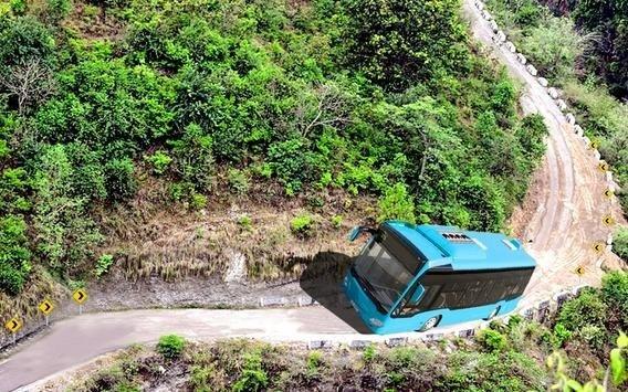 山地越野巴士駕駛模擬器圖1