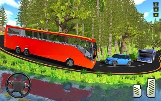 山地越野巴士駕駛模擬器圖2